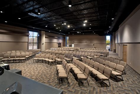 examples  multipurpose church buildings zion star