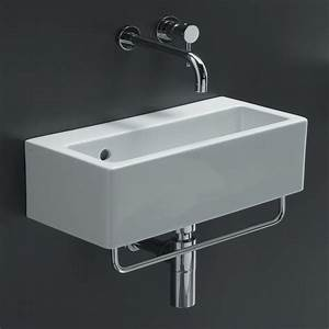 How to install wall mounted sink midcityeast for How to install wall mounted sink