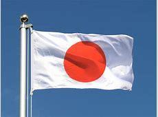 Günstige Japan Flagge 60 x 90 cm FlaggenPlatzde