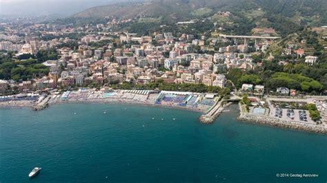 Italy, Liguria, Genova, Arenzano Tripinview