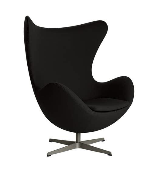 chaise de bureaux fauteuil oeuf design arne jacobsen pour fritz hansen la