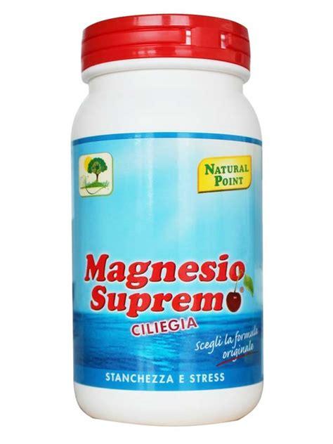 magnesio supremo in menopausa magnesio supremo in polvere gusto ciliegia 150 g