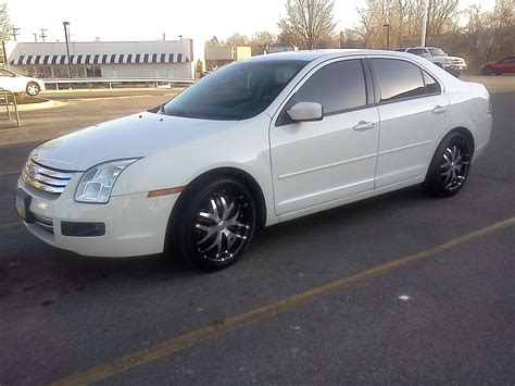 Ford Fusion Horsepower by 2008 Ford Fusion 4 Cylinder Horsepower