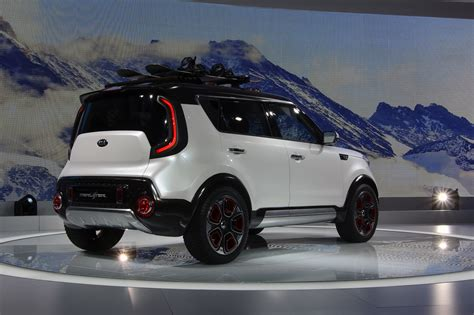 Kia Soul Trailster kia soul trailster concept chicago 2015 photo gallery