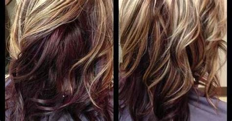 #red #blonde #highlights.. Hmmm Maybe Hair After