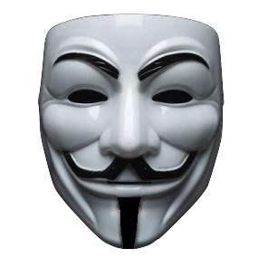 anonymous mask png transparent images png