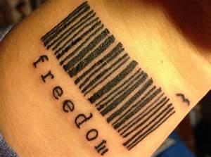 Tatuajes De C U00f3digos De Barras