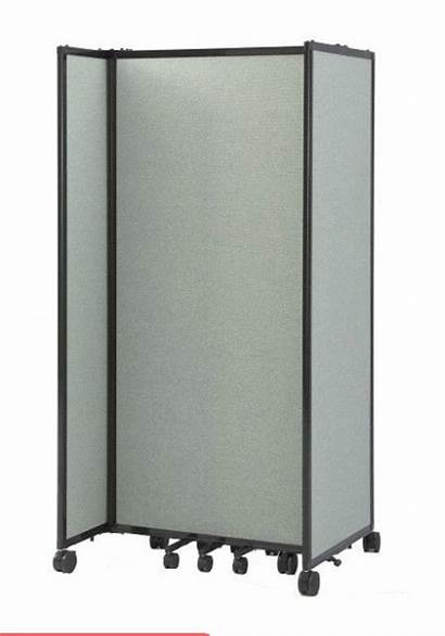 Portable Partition Divider Articulating