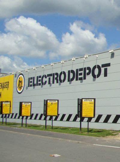 electro depot nimes 30 la 232 se d un 201 lectro d 233 p 244 t