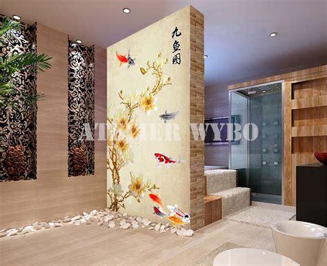 Tapisserie Sur Mesure by Tapisserie Num 233 Rique Papier Peint Chinois Sur Mesure Les