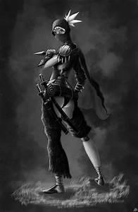 Mysterious Ninja Girl! by Modernerd on DeviantArt