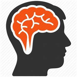 Brain, head, idea, memory, mind, think, thinking icon ...