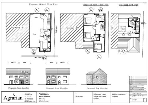new terrace house plans birmingham gloucester
