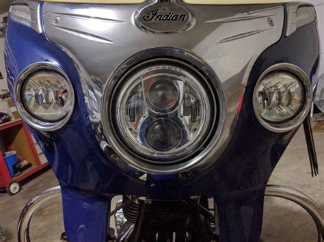 Jw Speaker 8790 Led Headlight Vs Indian Led Headlight