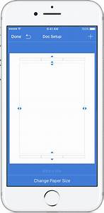 set up your document in pages apple support With documents iphone mac