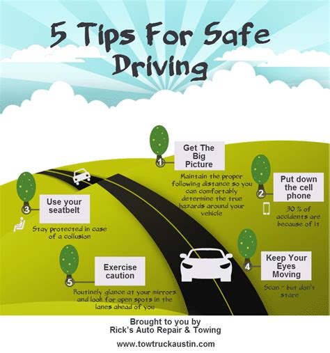 5 Tips to Drive Safer