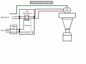 Wiring 220 And Relay - Electrical
