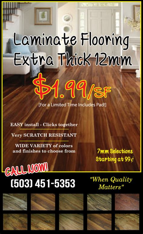 flooring sales 12mm laminate flooring sale oregon city carpet oregon city flooring