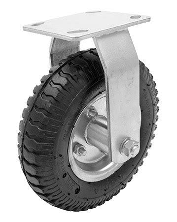 "8"" Pneumatic Rubber Rigid Wheel"