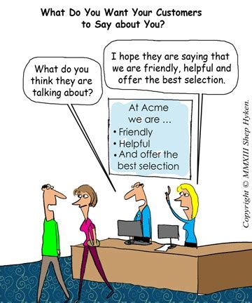 What Does Customer Service To You Answer by You Must The Answers To These Two Customer Service