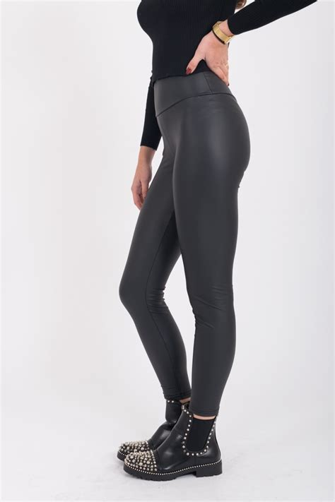 Check spelling or type a new query. Legging simili cuir taille haute - Cinelle Boutique