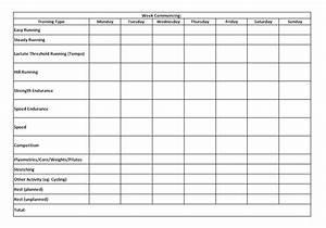 running training calendar template calendar template 2016 With running training calendar template