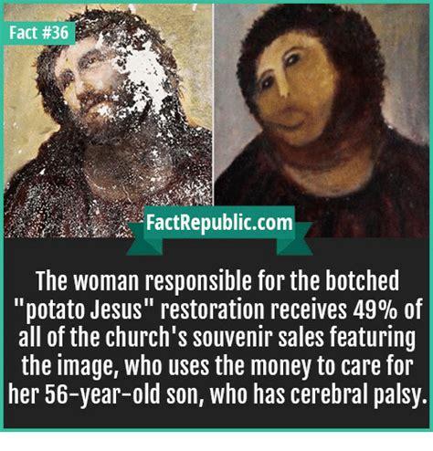 Potato Jesus Meme - 25 best memes about potato jesus potato jesus memes