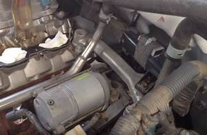 Toyota Tundra 2000-present How To Replace Starter