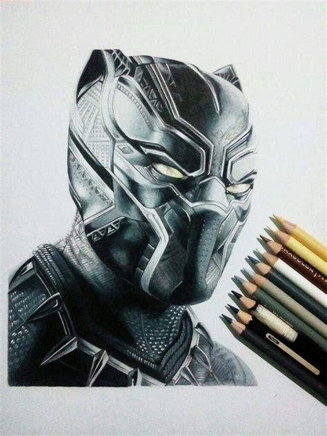panther pencil drawing  getdrawingscom