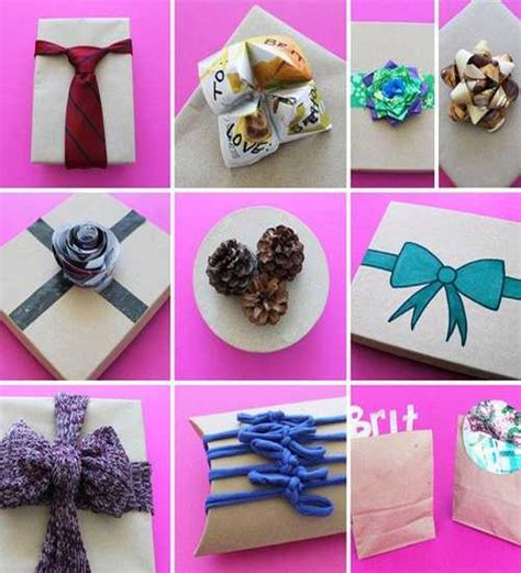 creative decorating ideas  gift boxes