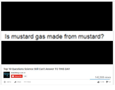 Top 10 Questions Science Can T Answer Template by 25 Best Memes About Watchmojo Watchmojo Memes