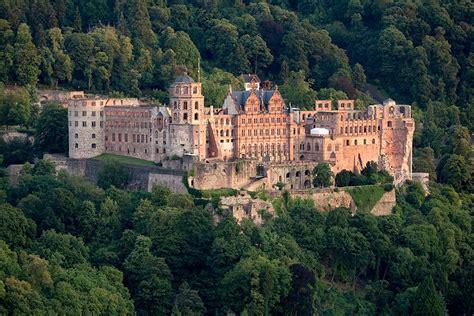 in heidelberg heidelberg castle