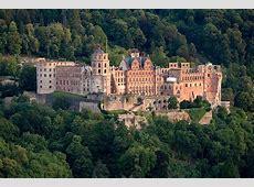 Heidelberger Schloss und Schlossgarten