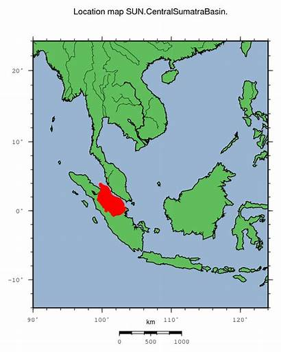 Basin Sumatera Sun Map Sejarah Location Geokimia