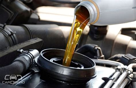 Engine Oil And Its Types