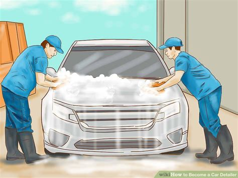 How To Become A Car Detailer