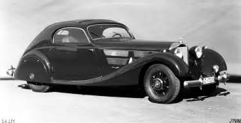 Highlights Of The The Mercedes-benz 540 K Streamliner