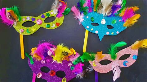 carnival masks template kids how to make masquerade bird masks free printable mask