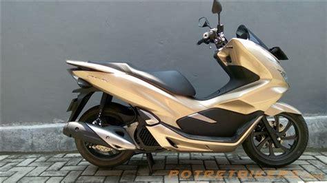 Pcx 2018 Irit by Konsumsi Bahan Bakar All New Honda Pcx 150 Kondisi