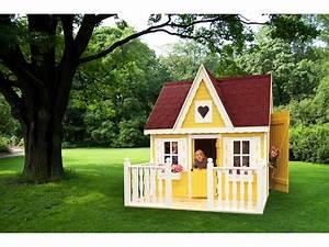 Spielhaus Mit Veranda : promadino set spielhaus schwalbennest mit veranda lidl deutschland ~ Frokenaadalensverden.com Haus und Dekorationen