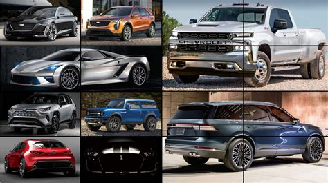 Future Cars! 2019 And Beyond  Motor Trend