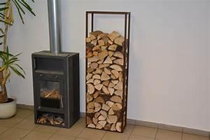 Holzlagerung Im Haus : kaminholzregal innen stab plan 1500x500 ~ Markanthonyermac.com Haus und Dekorationen