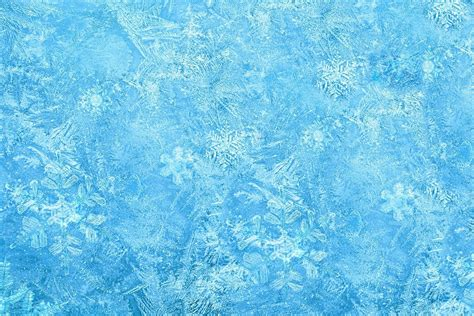 frozen winter pattern background board decoration decor icing sheet
