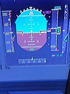 Rnav Rnp Vertical Guidance Issues On Final Segment Of