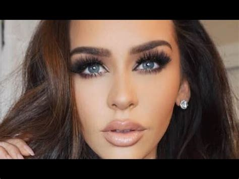 birthday makeup  carli bybel palette youtube