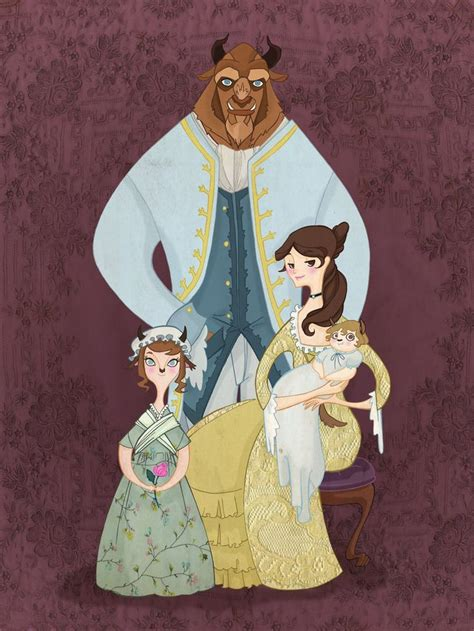 Best Images About Disney Beauty The Beast Art