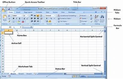 Excel Interface User Statistics Using Template Microsoft