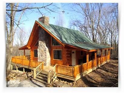 Country Cabin Dreams Cabins Porch Around Wrap