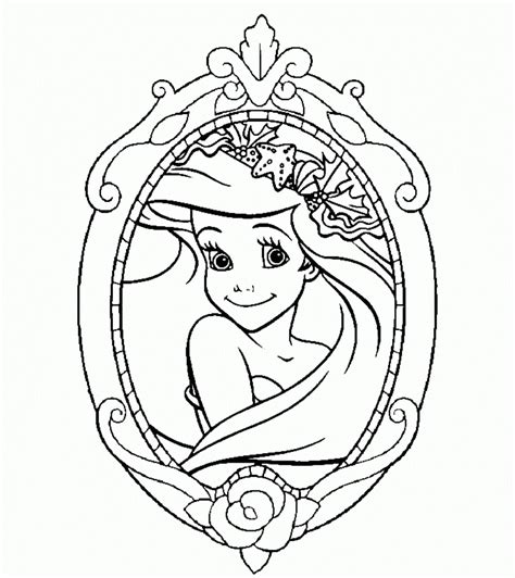 Coloring Princess by Disney Princess Coloring Pages Only Coloring Pages