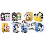 Bin Anime Recycle Icon Desktop Pack Bns